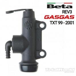 Bomba de freno trasero Beta REV3 y GASGAS TXT 1999 - 2003