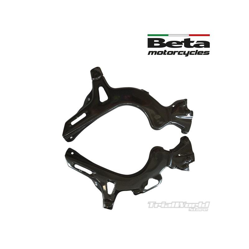Beta EVO chassis protectors