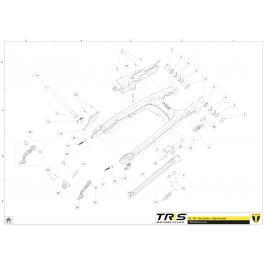 Kit rodamientos y retenes basculante TRS
