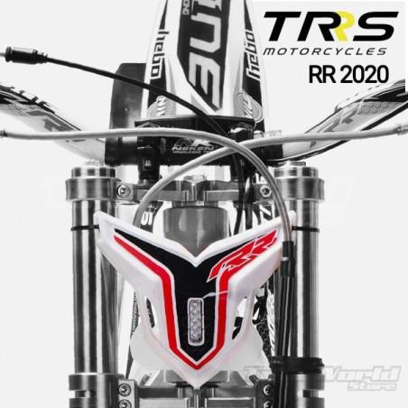 Adhesivos faro delantero TRRS rr 2020