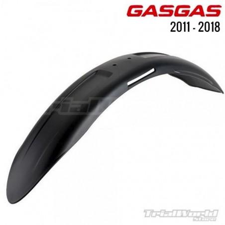 Guardabarros delantero Gas Gas TXT Pro negro