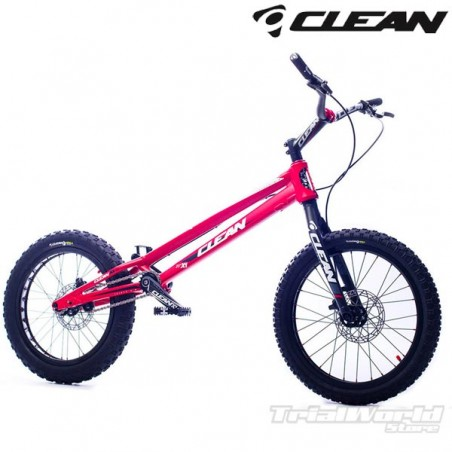 "Clean Trials X1 20"" 1005mm MT2 BikeTrial"