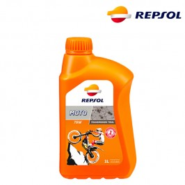 Repsol Moto Transmission Trial Engine Oil 75W
