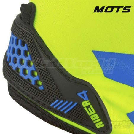 Guantes Trial MOTS Rider4 azul