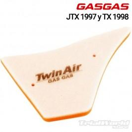Filtro de aire Gas Gas...