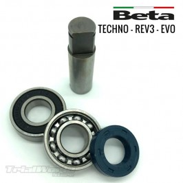 Kit reparación bomba agua Beta Evo Rev3 y Techno