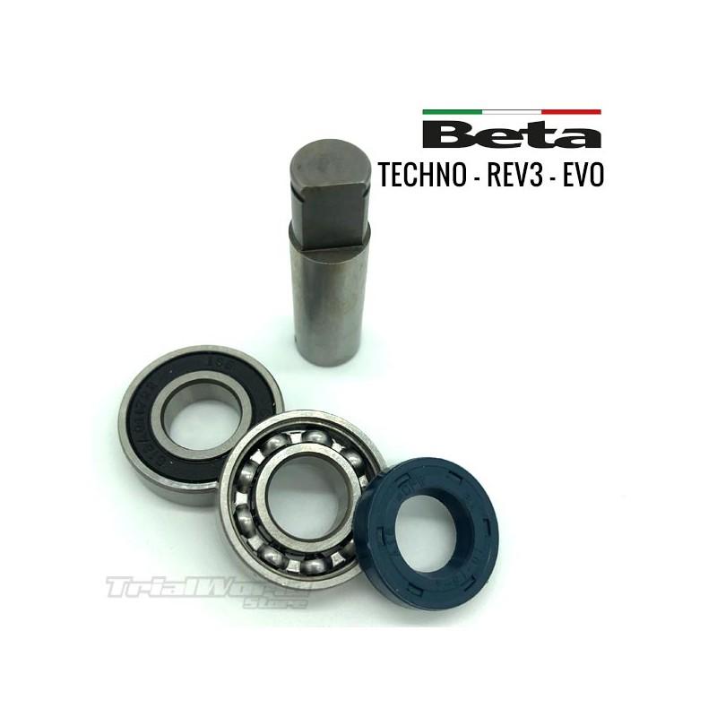 Water pump repair kit Beta Evo Rev3 and Techno