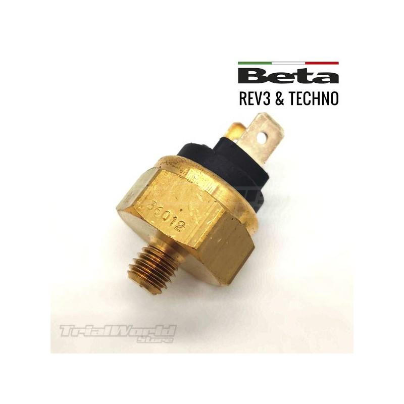 Termocontacto Beta REV 3 y Beta Techno