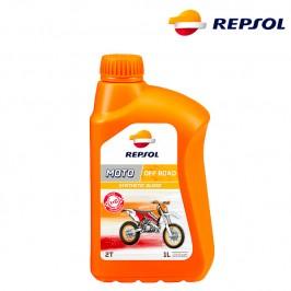 Aceite de mezcla Repsol Moto Off Road 2T