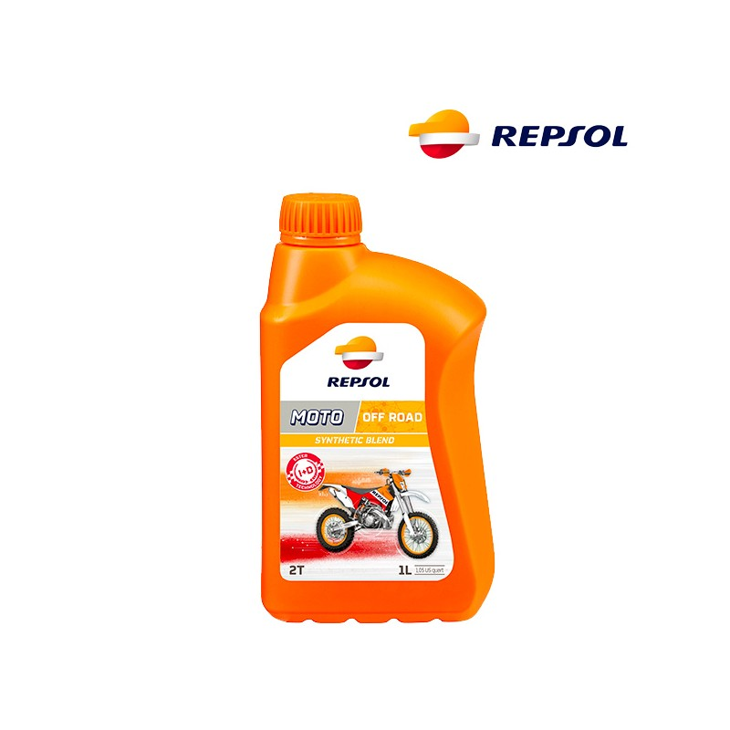Repsol Moto Racing 2T Blending Oil