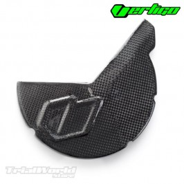 Vertigo trial carbon fiber ignition cover protector
