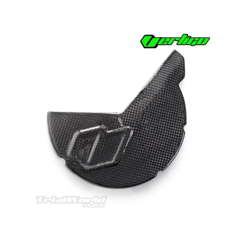 Vertigo trial carbon fiber ignition cover protector