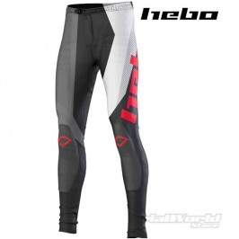 Pant Hebo PRO 20 grey and black