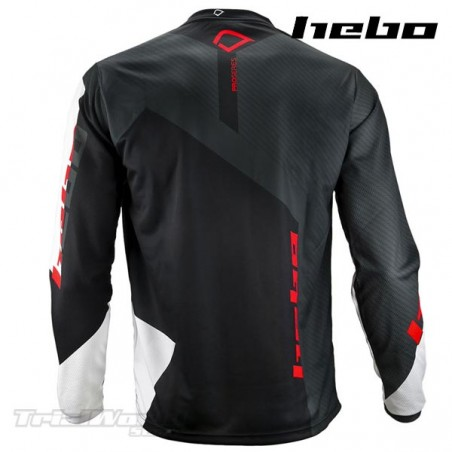 Jersey Hebo PRO 20 trial grey