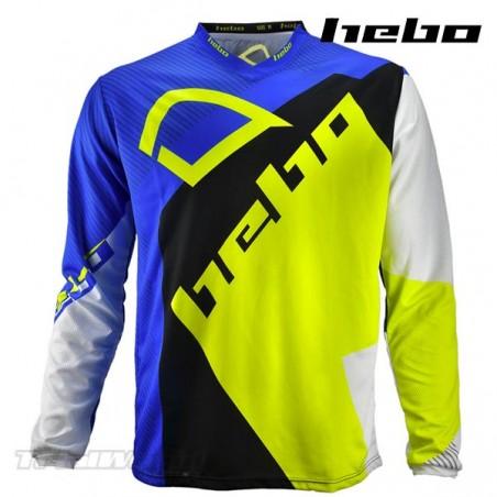 Jersey Hebo PRO 20 trial blue