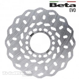 Rear brake disc Beta EVO approved NG