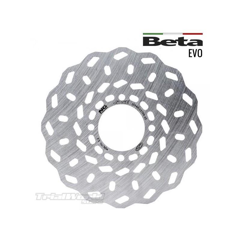 Disco de freno trasero Beta EVO homologado NG
