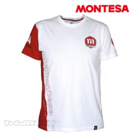 T-Shirt Montesa Paddock casual