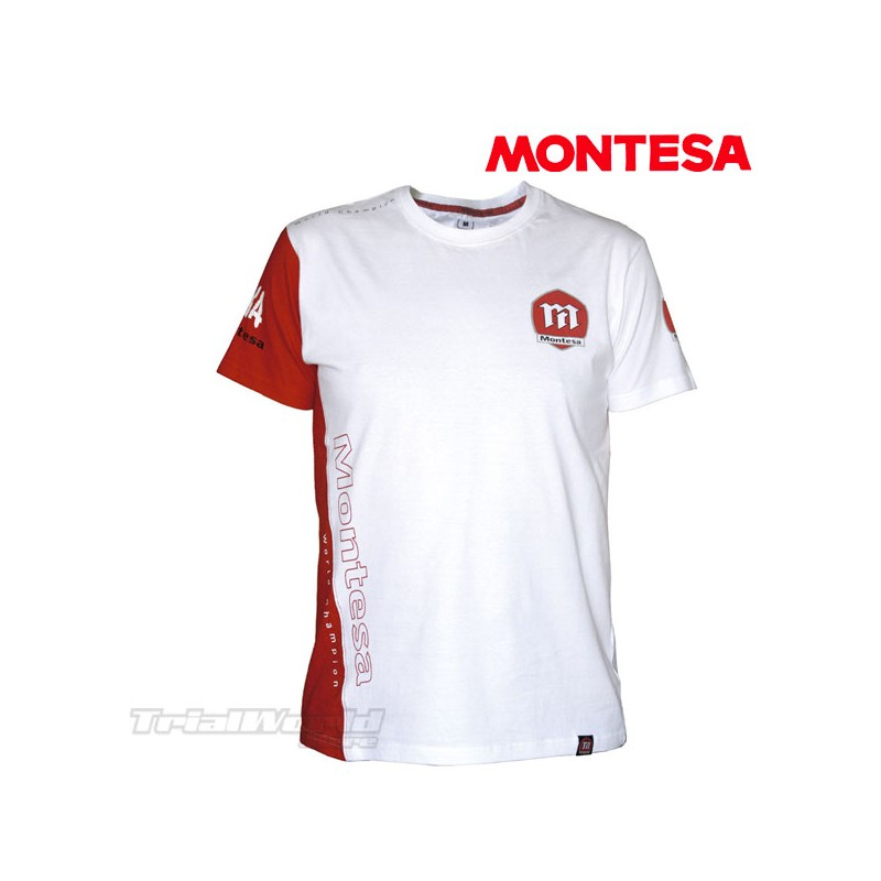 T-Shirt Montesa Paddock casual