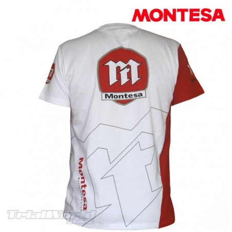 Camiseta Montesa casual paddock