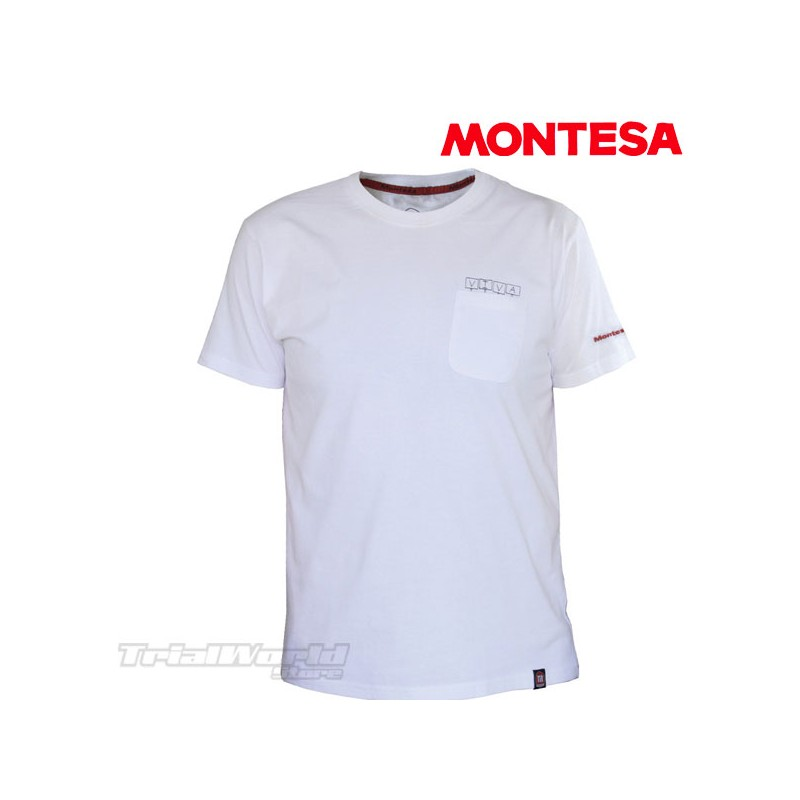 T-Shirt Montesa Guilty casual