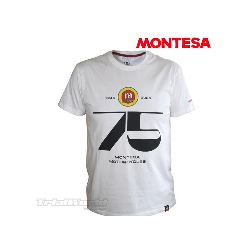 T-Shirt Montesa 75 anniversary casual