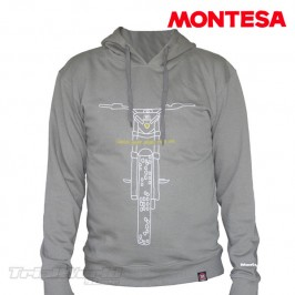 Sudadera Montesa Ride Me casual