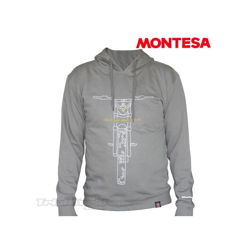 Sweatshirt Montesa Ride Me casual