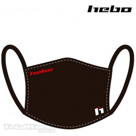 Mask official Hebo Black approved