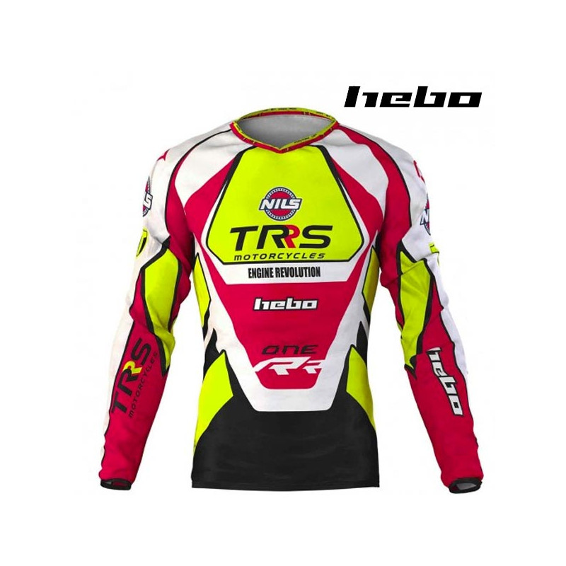 Jersey Hebo TRS Motorcycles Trial