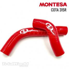 Manguitos refrigeración Montesa Cota 315R