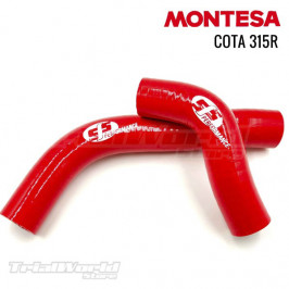 Water hoses for Montesa Cota 315R