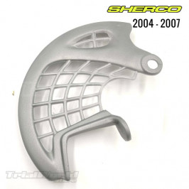 Front brake disc protector Sherco Trial 2004 - 2007