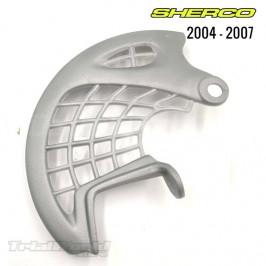 Protector disco de freno delantero Sherco 2004 - 2007