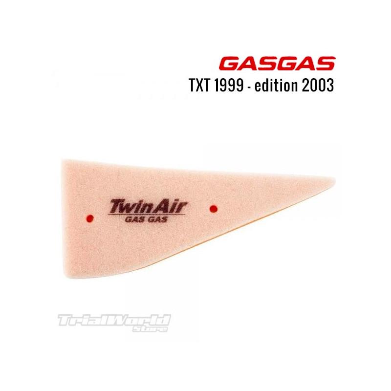 Filtro de aire Gas Gas TXT 1999 a 2001