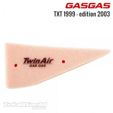 Filtro de aire Gas Gas Contact - Edition
