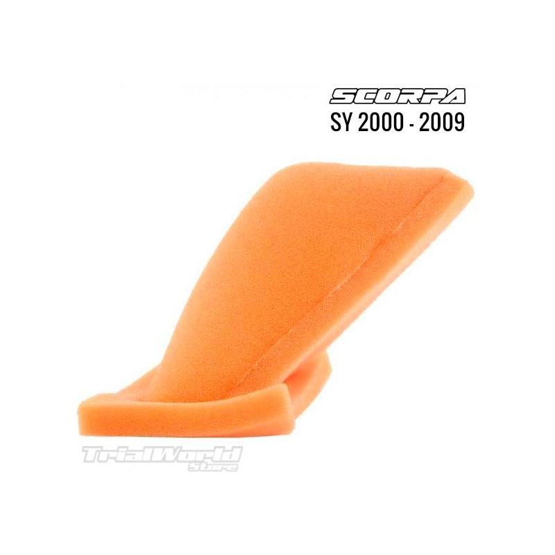 Filtro de aire Scorpa SY 2000 - 2009