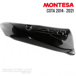 Exhaust protector Montesa Cota 4RT 2014 - 2021