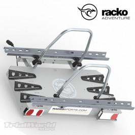 Extra Bike Kit and trailer ramp Racko Adventure