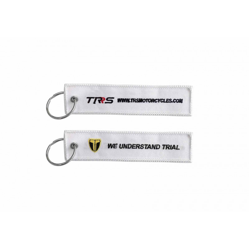copy of TRS Motorcycles VIP Keyring