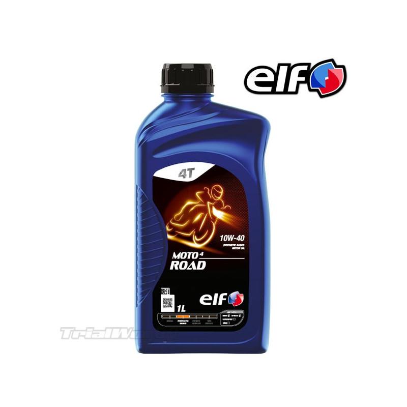Aceite de motor ELF Moto 4 10W40