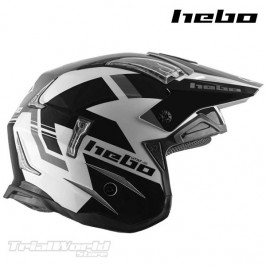 Casco Hebo Zone 4 Balance Black