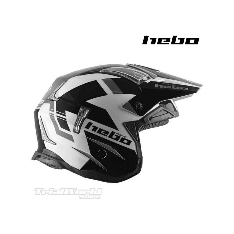 Helmet Hebo Zone4 Balance Black