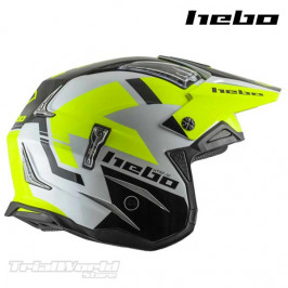 Casco Hebo Zone 4 Balance Yellow
