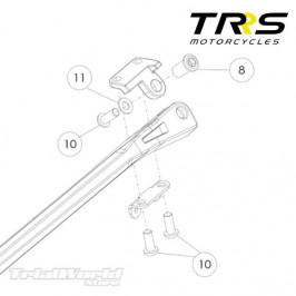 TRRS Goat's foot screws