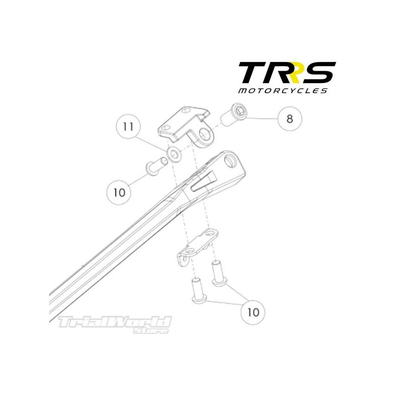 TRRS Goat's foot screws