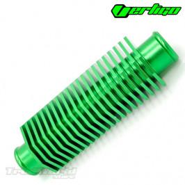 Intercooler cooling for Vertigo Vertical in green
