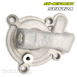 Water pump cover Sherco ST +2011 and Scorpa +2015