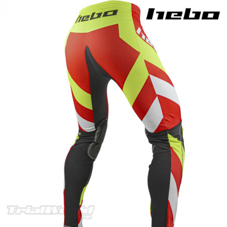 Pant Hebo Race PRO IV Red Trial