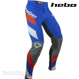 Pant Hebo Race PRO IV Blue...